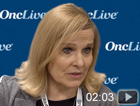 Dr. Kelly on Challenges With Starting Immunotherapy in Lung Cancer