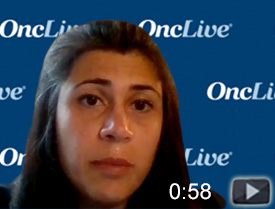 Dr. Karmali on Limitations of Intensive Therapy in Older/Medically Unfit Patients With MCL