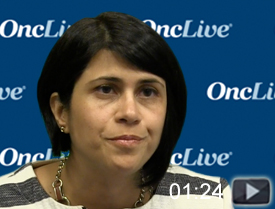 Dr. Karmali on Novel Agents in Relapsed/Refractory MCL