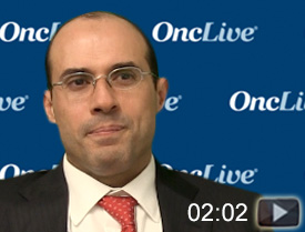 Dr. Kaseb on Research With Targeted Therapy in HCC