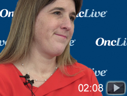 Dr. Moore on the NOVA Trial for Ovarian Cancer
