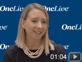 Dr. Hudson on Repeat Molecular Testing in Relapsed/Refractory NSCLC