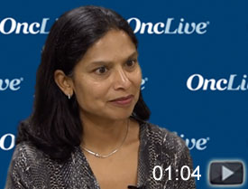 Dr. Ramchandran on Considerations for Palliative Care in Thoracic Cancers