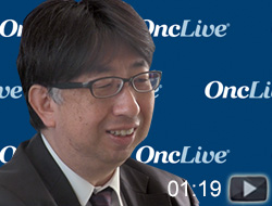 Dr. Muro on Results of PaFF-K Study in Colorectal Cancer