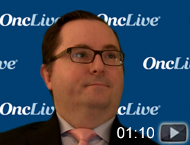Dr. Kelly on the Importance of Local Control in Locally Advanced Prostate Cancer