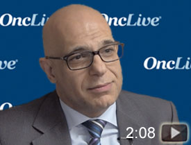 Dr. Hassan on FLAURA Trial Results in <em>EGFR</em>-Mutant NSCLC