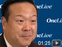 Dr. Kim on Combination Therapies in Lung Cancer