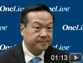 Dr. Kim Addresses Concerns About Hyperprogression in NSCLC