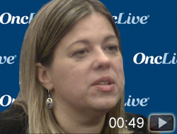 Dr. Klopp on Goals With IMRT in Gynecological Cancers