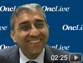 Dr. Kohli Discusses Ongoing Correlative Science in Prostate Cancer