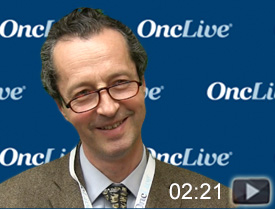 Dr. Konecny on Response to PARP Inhibitors in Ovarian Cancer
