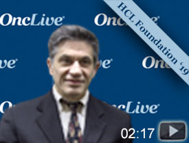 Dr. Kreitman on MRD-Negative CRs With Moxetumomab Pasudotox in Hairy Cell Leukemia