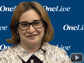 Dr. Kremyanskaya on Responses With CPI-0610 in Patients With Myelofibrosis