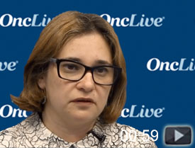 Dr. Kremyanskaya on Effect of CPI-0610 in Patients With Myelofibrosis