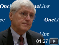 Dr. Kris on Sequencing Challenges in Lung Cancer