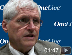 Dr. Mark Kris on Immunotherapy and Frontline Options for Patients With NSCLC