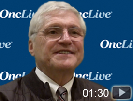 Dr. Kris on Search for Biomarkers in Advanced Squamous NSCLC