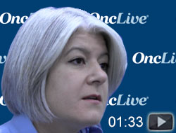 Dr. Kristeleit on the Safety Profile of Rucaparib in Ovarian Cancer