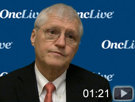 Dr. Kris on Combination Chemotherapy Approaches in NSCLC