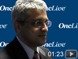 Dr. Kumar on the Management of Elderly Patients With Multiple Myeloma