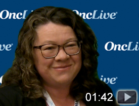 Dr. Bazhenova on Sequential Use of Immunotherapy and EGFR TKIs in Lung Cancer