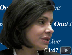Dr. Gandhi on Sequencing and Emerging Agents in ALK+ NSCLC