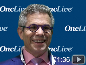 Dr. Kaplan on a Study With Combination Immune Macrophage Checkpoint Blockade in Lymphoma