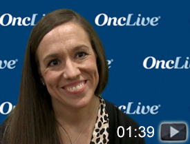 Dr. Leslie on Real-World Outcomes of Patients With CLL Treated With Acalabrutinib