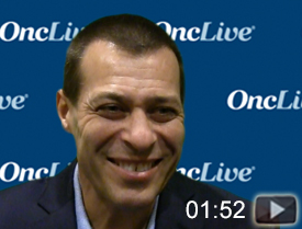 Dr. Laber on the PRODIGE 35-PANOPTIMOX Trial in Metastatic Pancreatic Cancer