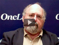 Dr. Corey Langer Discusses Erlotinib in Advanced NSCLC