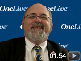 Dr. Langer on the IMpower150 Trial in NSCLC