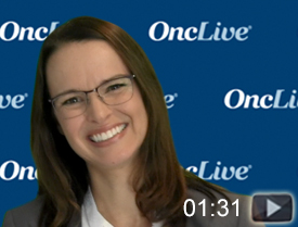 Dr. Larson on the Impact of MRD on Treatment Decisions in Multiple Myeloma