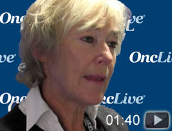 Dr. Leblond on Treatment Landscape of CLL