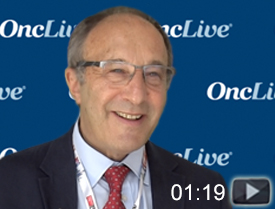 Dr. Ledermann on Rationale for ARIEL3 Trial in Ovarian Cancer