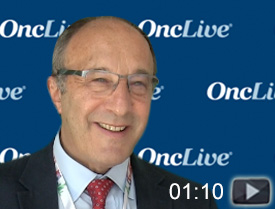 Dr. Ledermann on the Additive Effects of Olaparib and Bevacizumab in Ovarian Cancer
