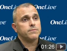 Dr. Leitao on Eligibility for Neoadjuvant Chemotherapy in Advanced Ovarian Cancer
