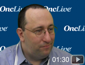 Dr. Lekakis on Real-World Data With CAR T-Cell Therapy in Lymphoma