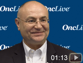 Dr. Lenz on Updated Results of the CheckMate-142 Trial in mCRC