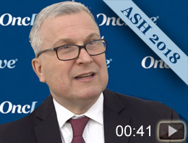 Dr. Leonard on AUGMENT Trial Results in Non-Hodgkin Lymphoma