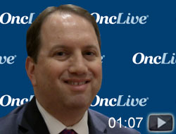 Dr. Levine on Recent Progress in Cervical Cancer