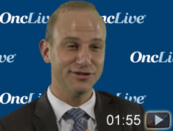 Dr. Levy on Impact of Nivolumab, Pembrolizumab Approvals in NSCLC