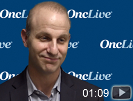 Dr. Levy on Repeat Testing in NSCLC