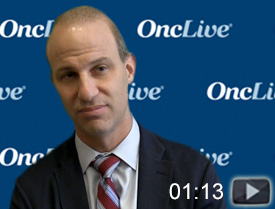 Dr. Levy on Investigational Biomarkers of Response to Immunotherapy in NSCLC