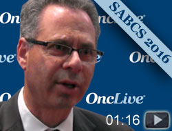Dr. Lindeman on RANK Ligand as Breast Cancer Prevention Target in BRCA1 Carriers