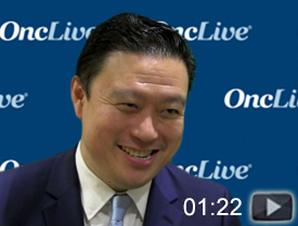 Dr. Liu on Navigating the Frontline Treatment of ALK+ NSCLC