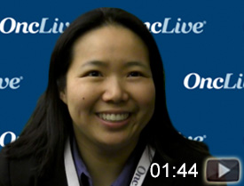 Dr. Liu on the Use of Bevacizumab in Newly Diagnosed Advanced Ovarian Cancer