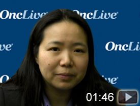 Dr. Liu on PARP Inhibitors in Recurrent Ovarian Cancer