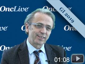 Dr. Llovet Discusses Second-Line Ramucirumab in Advanced HCC