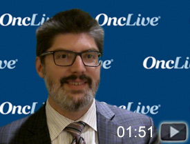 Dr. Locke on CAR T-Cell Therapy in NHL