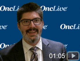 Dr. Locke on Bridging Chemotherapy in Patients With Non-Hodgkin Lymphoma